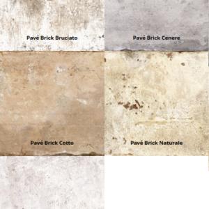 Block Pave Brick