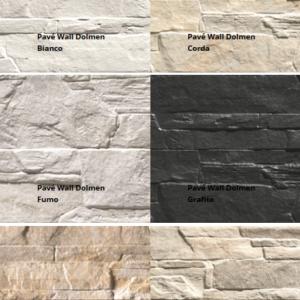 Pave Wall Dolmen culori