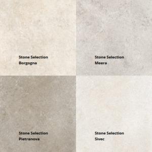 Stone selection culori